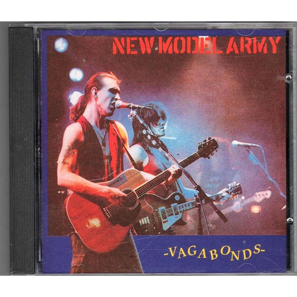 New Model Army Vagabonds (Recorded Live In Dusseldorf DE 16.04.1990)