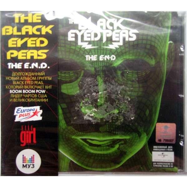 Black Eyed Peas the e.n.d
