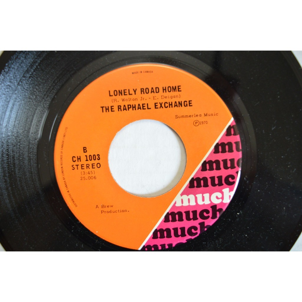 The Raphael Exchange The Message/Lonely Road Home