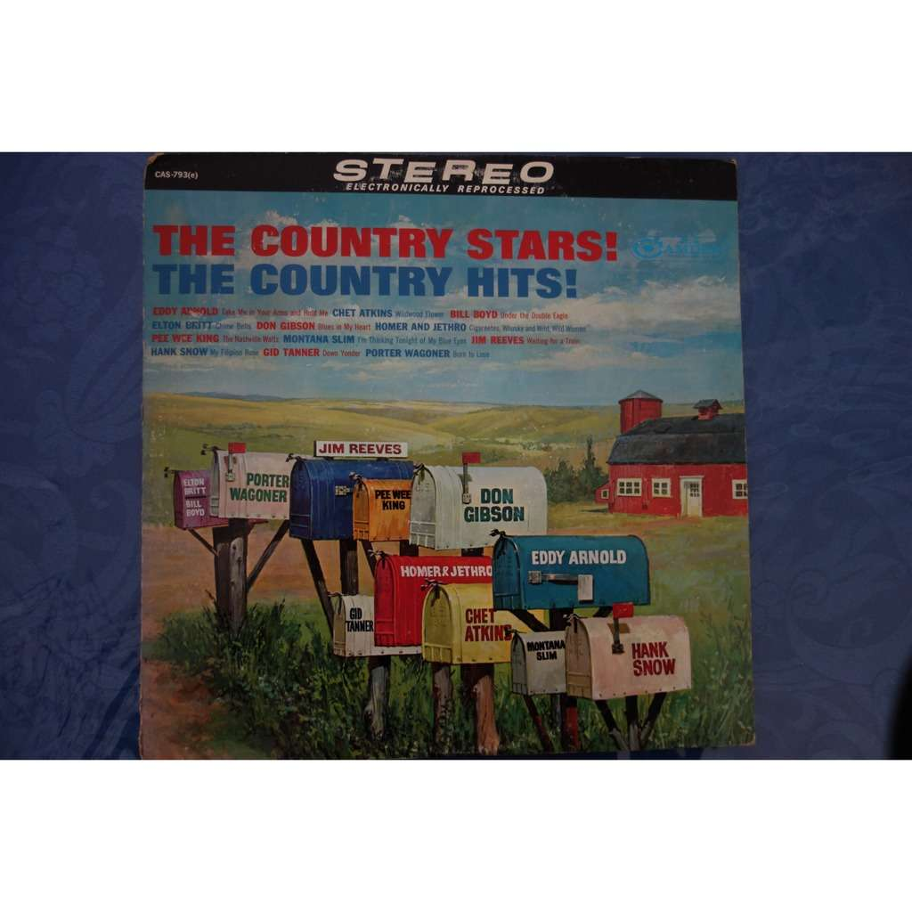 The Country Stars The Country Hits