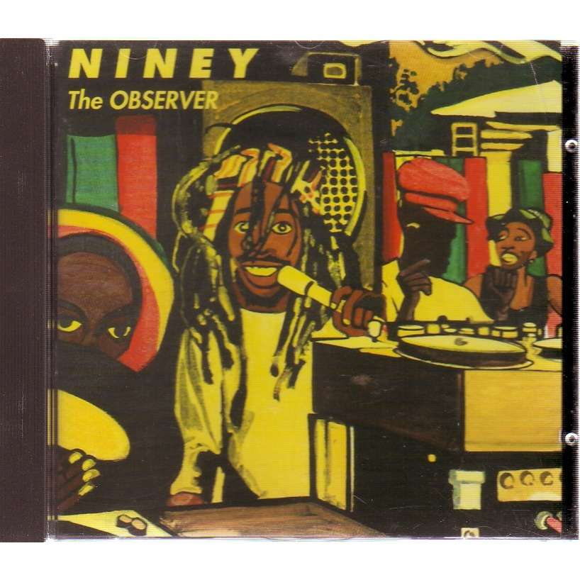 niney the observer THE OBSERVER