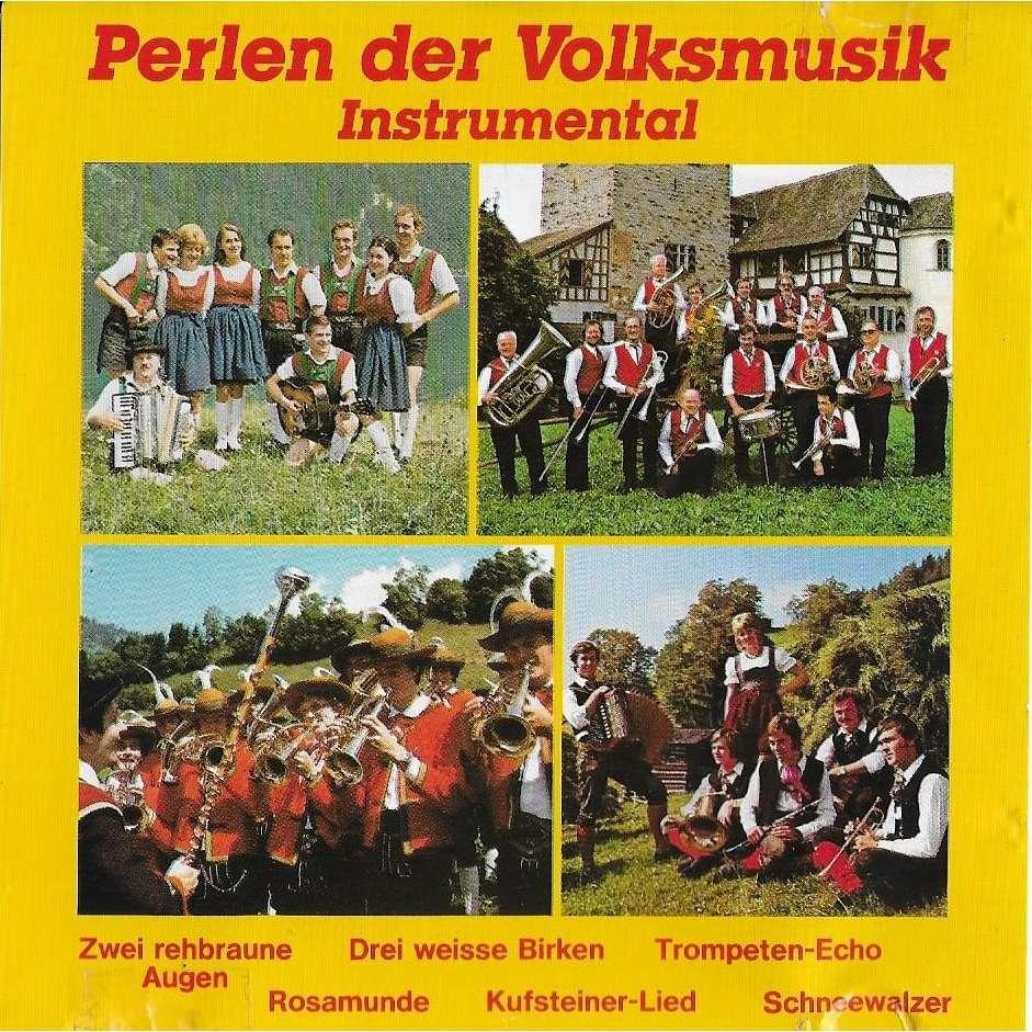 Various Artists Perlen Der Volksmusik Instrumental