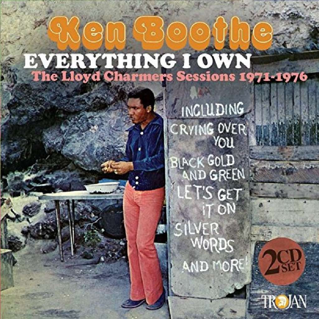 ken boothe EVERYTHING I OWN - LLOYD CHARMERS SESSIONS