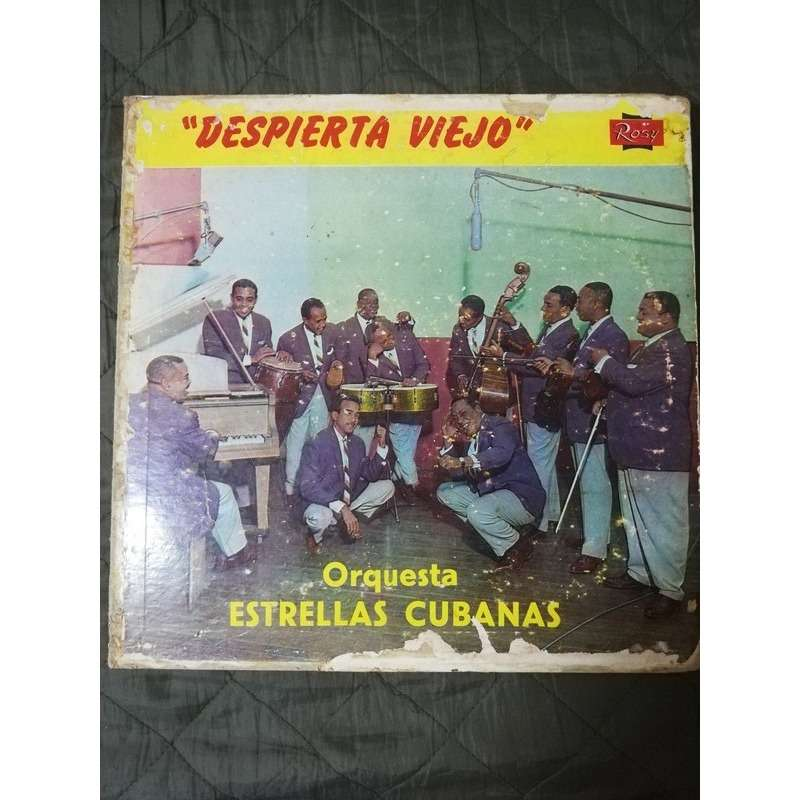Orquesta Estrellas Cubanas Despierta Viejo