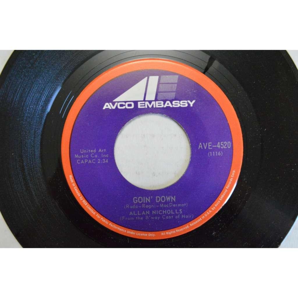 Allan Nicholls Goin' Down/Sounds-Noises