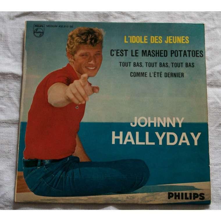 johnny hallyday L'idole des jeunes