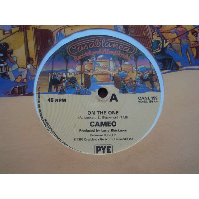 CAMEO ON THE ONE / CAMEOSIS 1980 UK