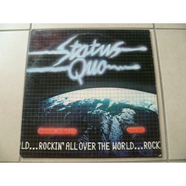 status quo rockin'all over the world