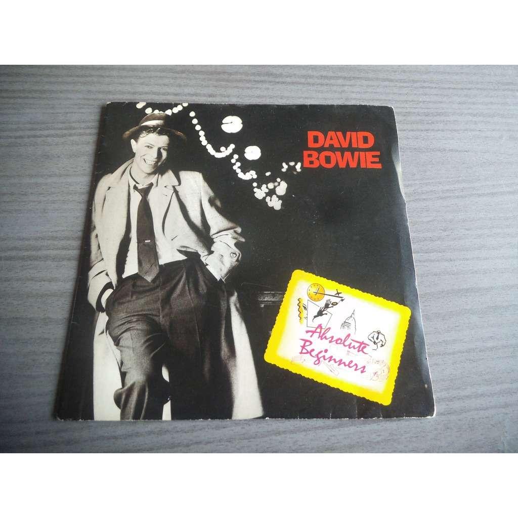 BOWIE DAVID absolute beginners / absolute beginners (dub mix)