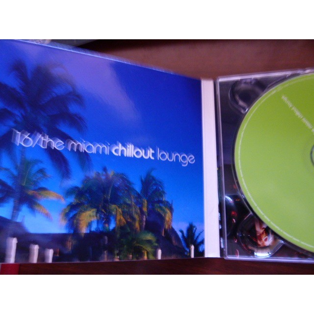 VARIOS 16/ THE MIAMI CHILLOUT LOUNGE