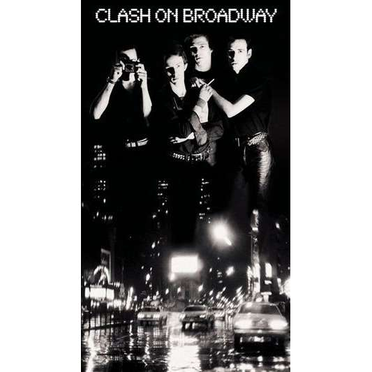 THE CLASH Clash On Broadway