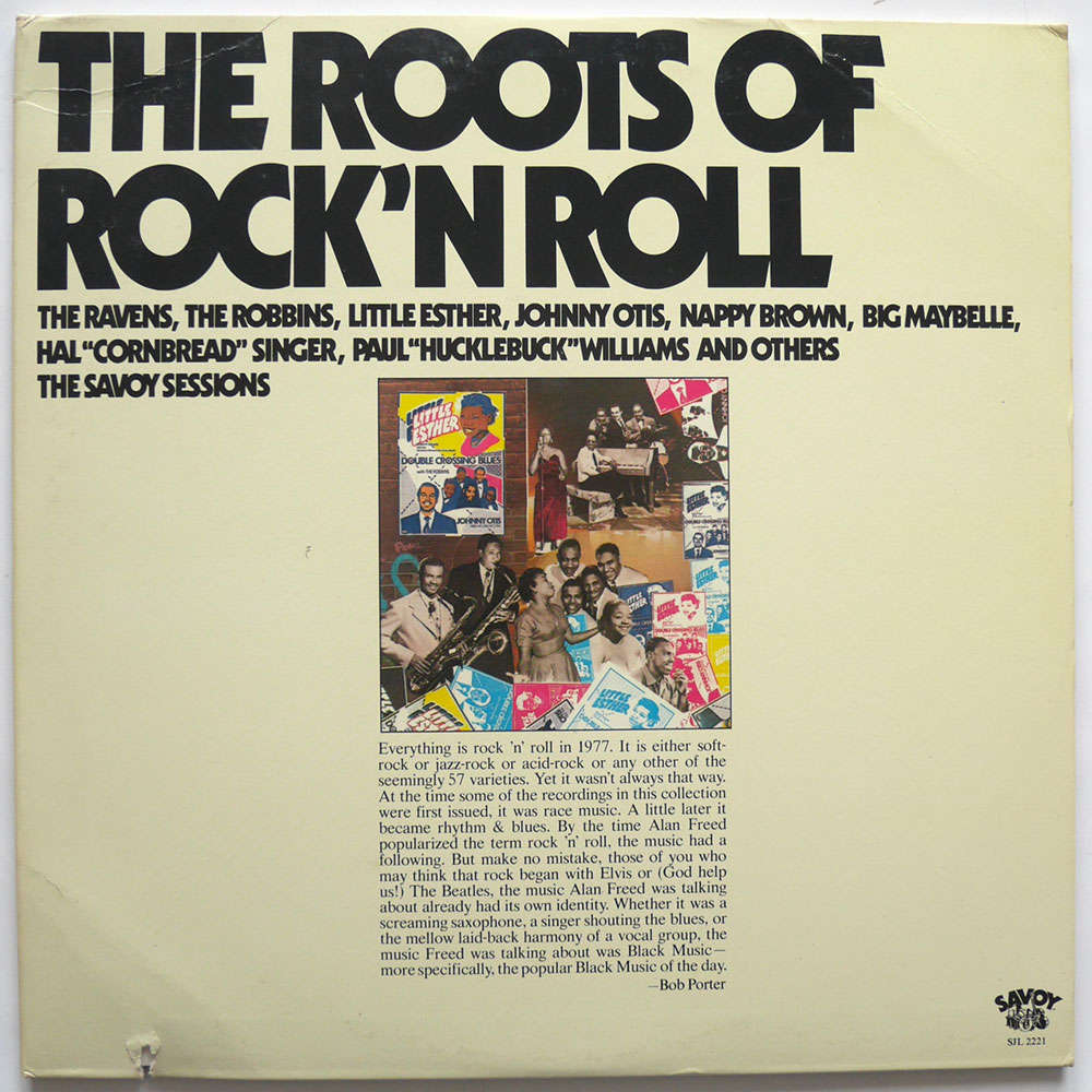 Various The Roots Of Rock'N Roll