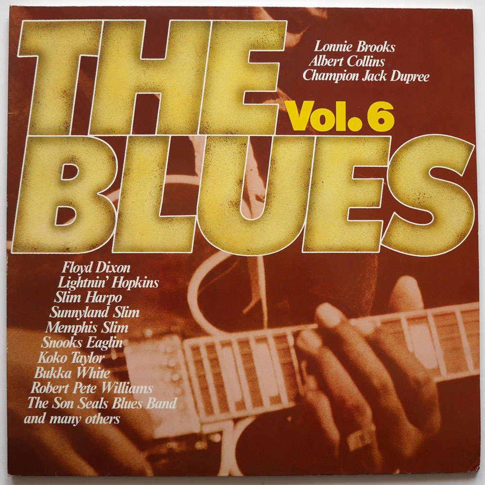 Various the blues vol.6