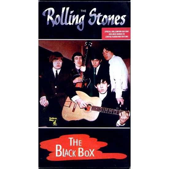 the rolling stones BLACK BOX: SPECIAL MILLENNIUM EDITION