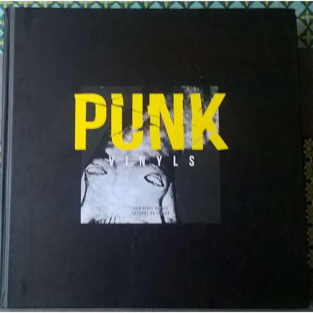Dominique Dupuis Punk vinyls