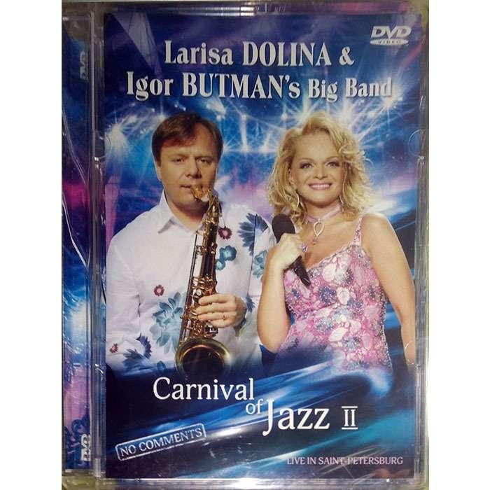 Larisa Dolina & Igor Butman's Big Band Carnival Of Jazz II