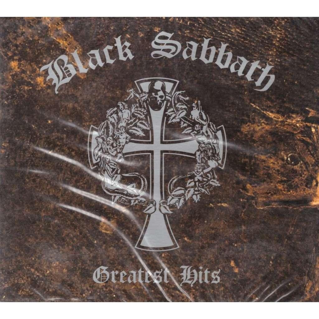 Black Sabbath Greatest hits 2CD New Sealed