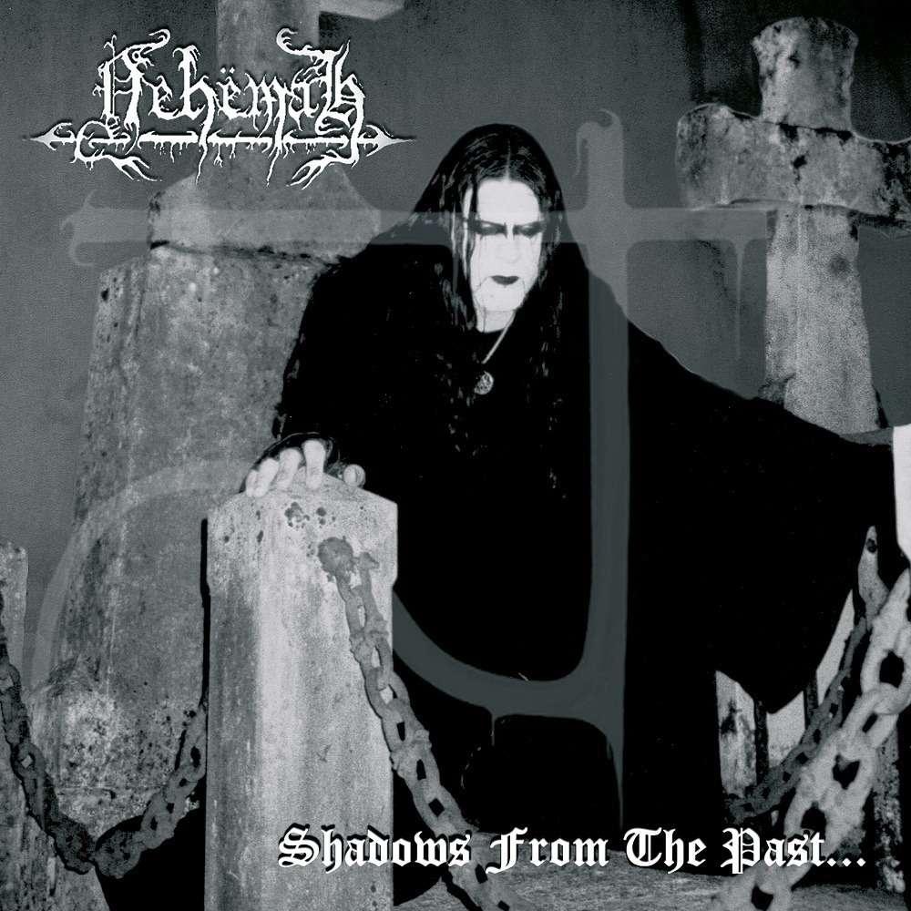 NEHEMAH shadows from the past. black vinyl, 33T 180-220 GR