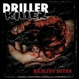 DRILLER KILLER Reality Bites. Black Vinyl