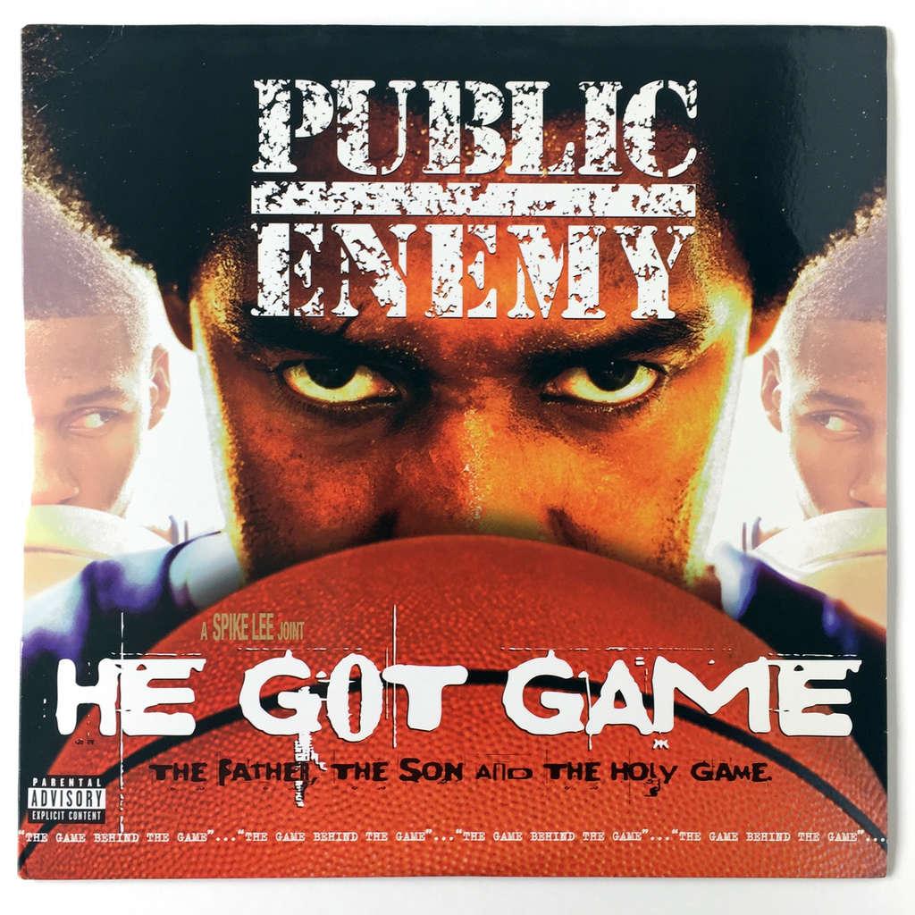 Public Enemy He Got Game