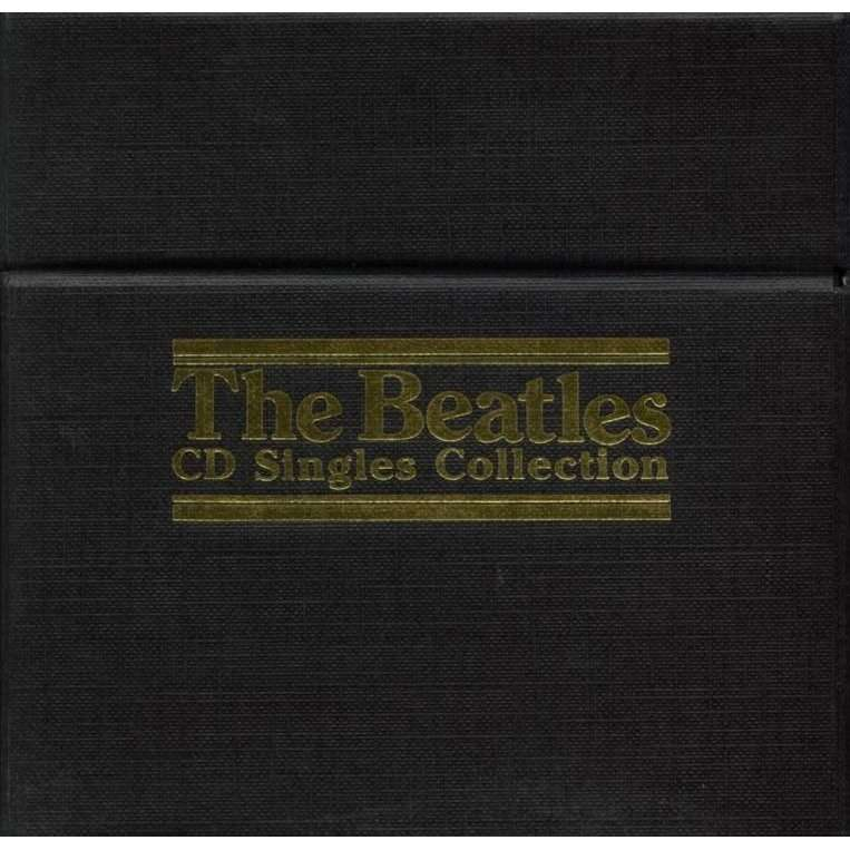 the beatles Cd Singles Collection (Coffret 22 Cd Singles)