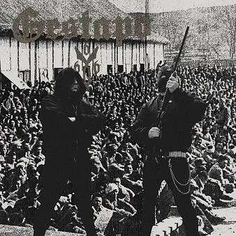 GESTAPO 666 Satanic Shariah. Black Vinyl