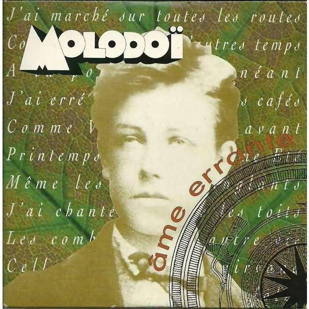 Molodoï (cd maxi single promo 4 titres) Ame Errante - Tank - Haute région - Seigneur tigre