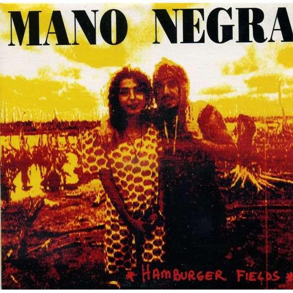 Mano Negra - CD, Single, Cardsleeve Hamburger Fields - El Alakran