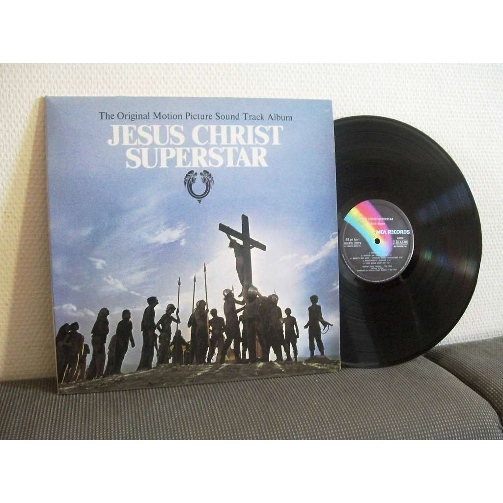 VARIOUS ARTISTS JESUS CHRIST SUPERSTAR - A ROCK OPERA