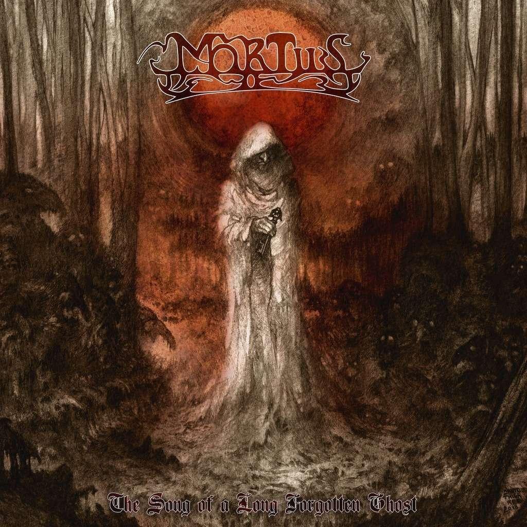 MORTIIS The Song Of A Long Forgotten Ghost. Black Vinyl