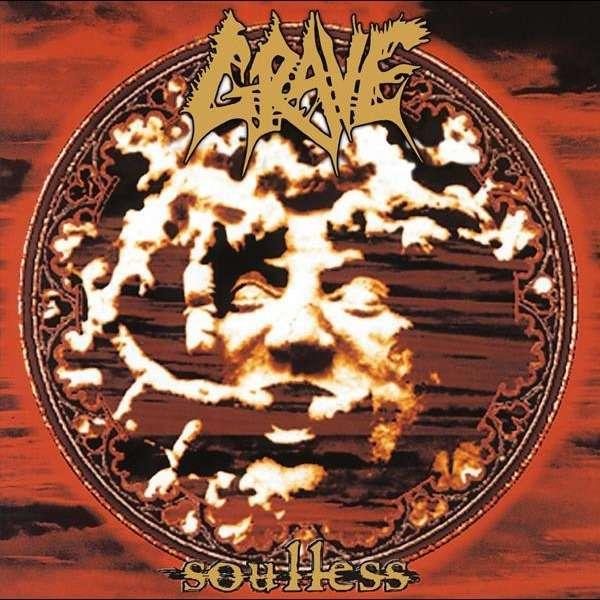 GRAVE Soulless. Black Vinyl