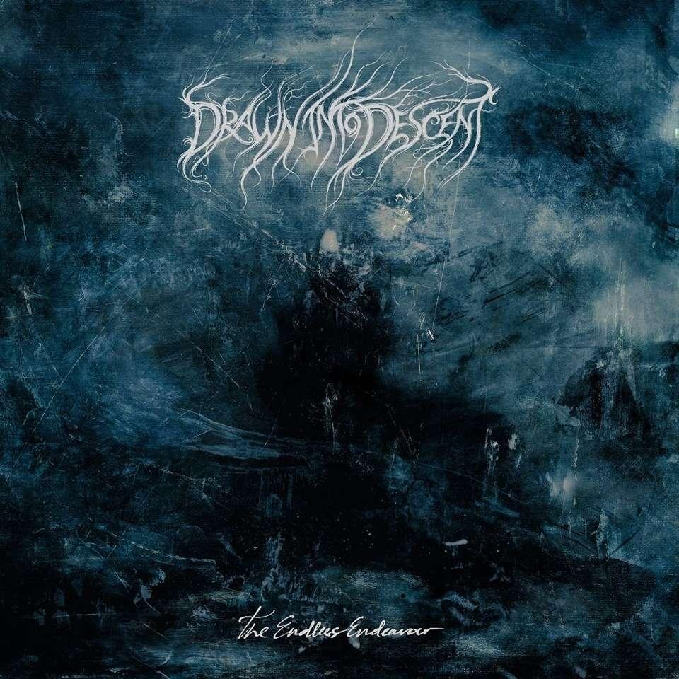 DRAWN INTO DESCENT The Endless Endeavour. Black Vinyl