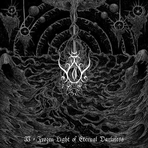 BATTLE DAGORATH II - Frozen Light of Eternal Darkness. Silver Vinyl