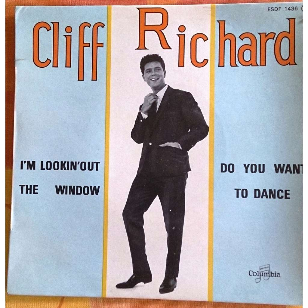 RICHARD Cliff I'm lookin' out