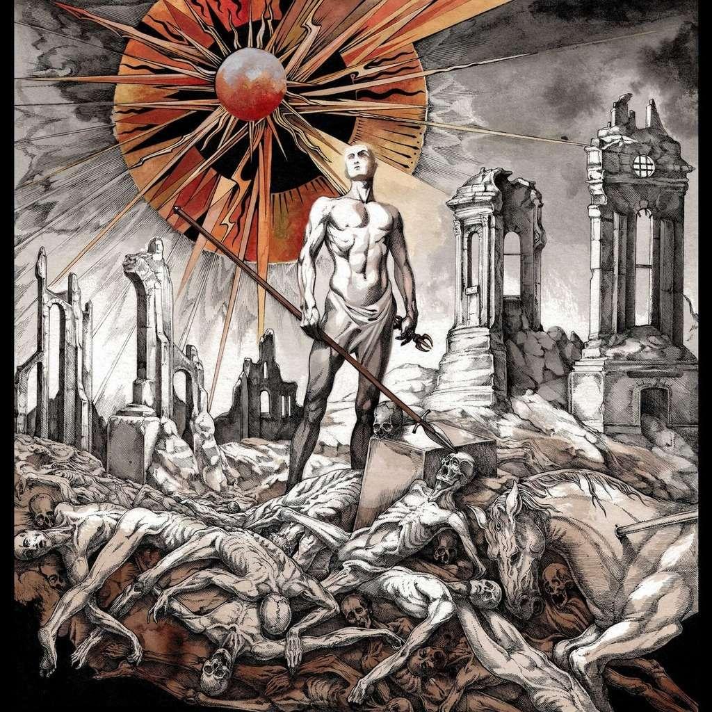 SPEARHEAD Pacifism is Cowardice. Black Vinyl