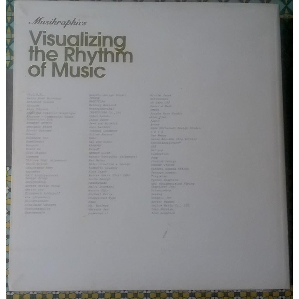 Musikraphics Visualizing the rhythm of music