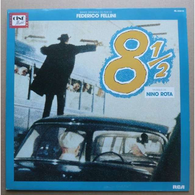 Nino Rota  8 ½ (Otto E Mezzo)