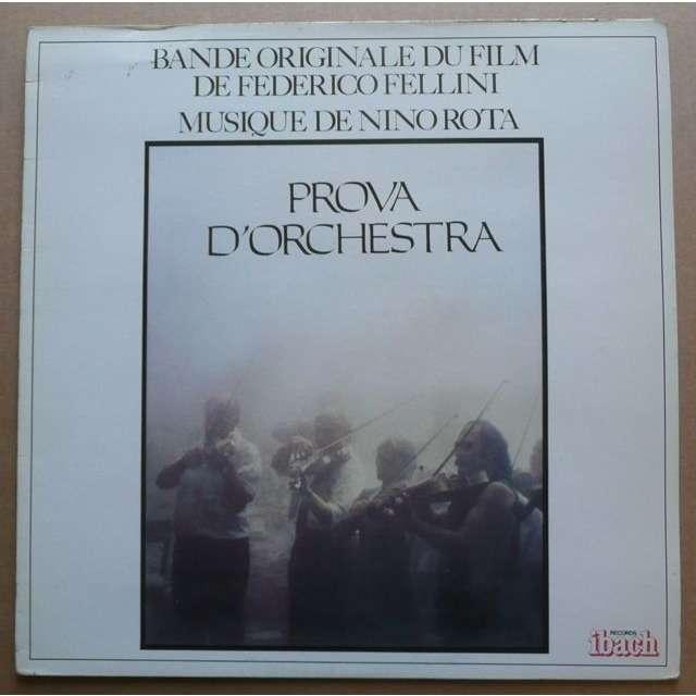 Nino Rota  Prova D'orchestra