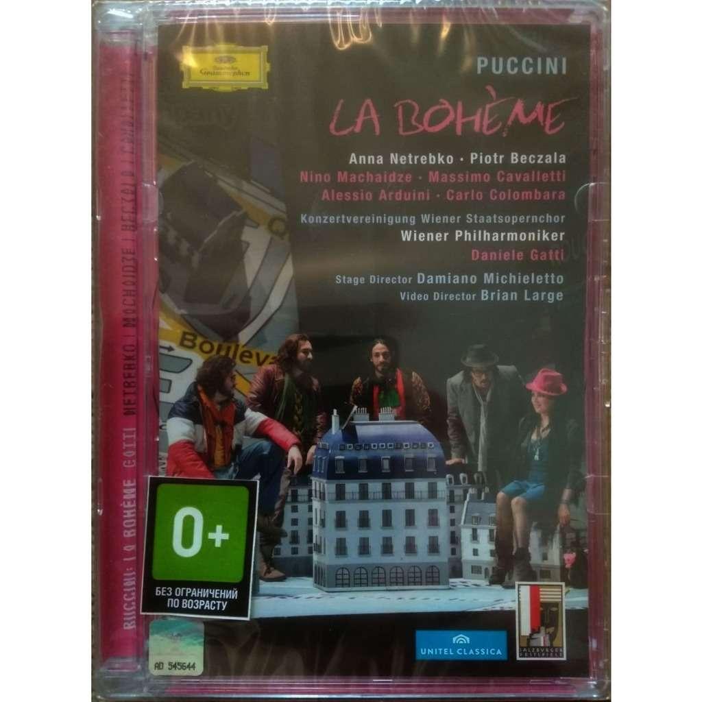Anna Netrebko, Piotr Beczala, Daniele Gatti Giacomo Puccini : La Bohème
