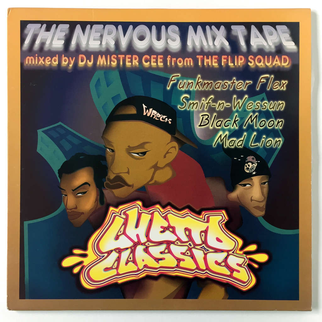 DJ Mister Cee Ghetto Classics - The Nervous Mixtape