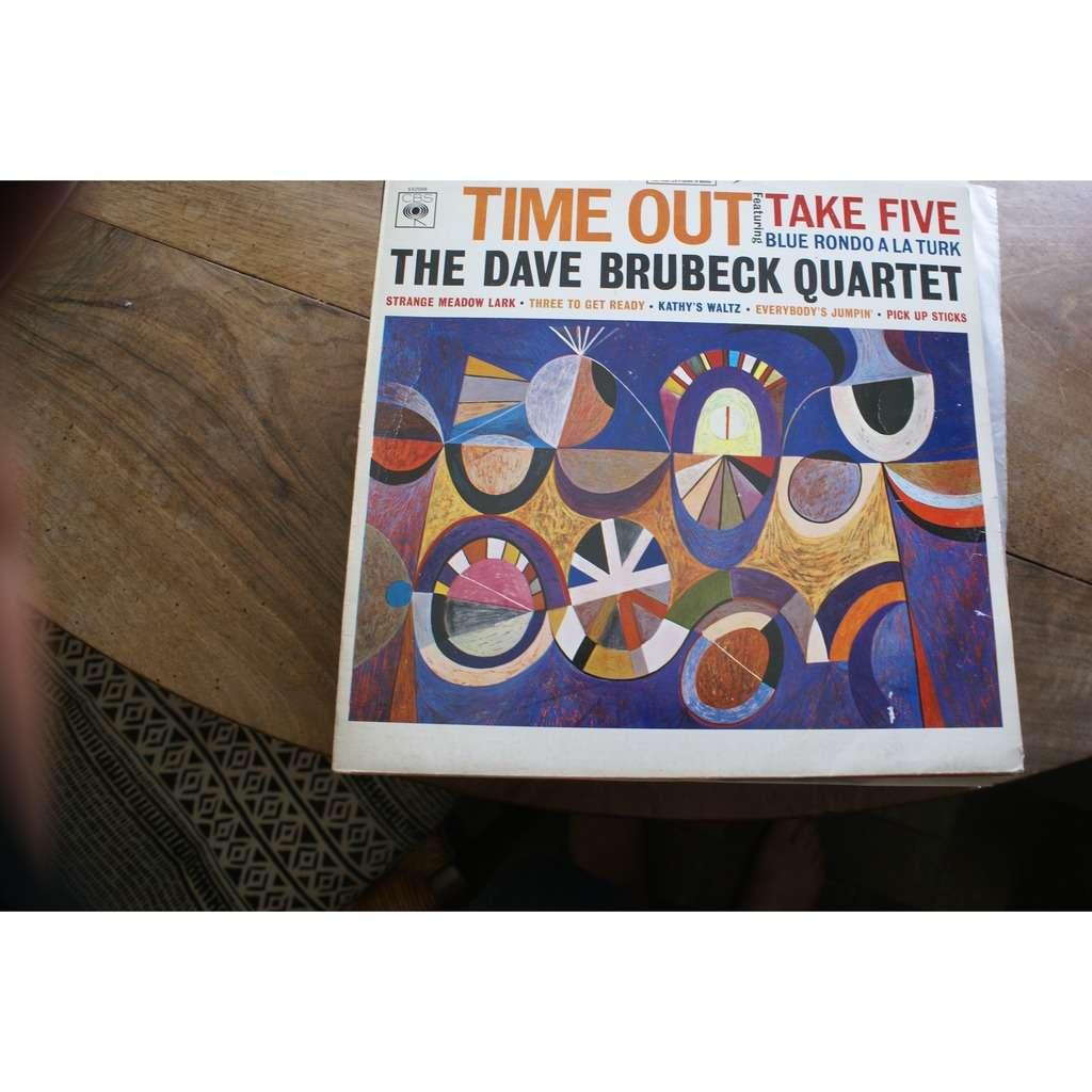 DAVE BRUBECK QUARTET Time out/64 - BIEM STEMRA