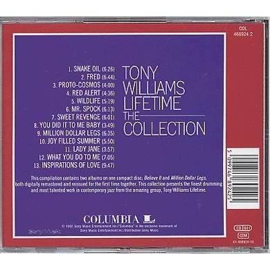 tony williams Lifetime : The Collection