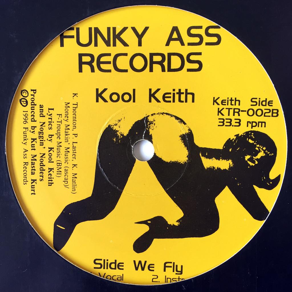 Kool Keith Wanna Be A Star