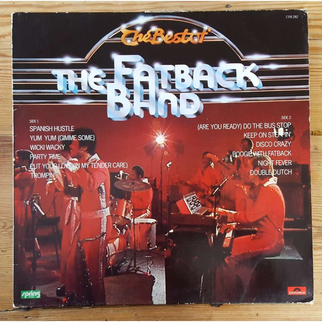 The Fatback Band The Best Of