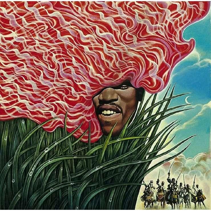 Jimi Hendrix A Vibratory Experiment