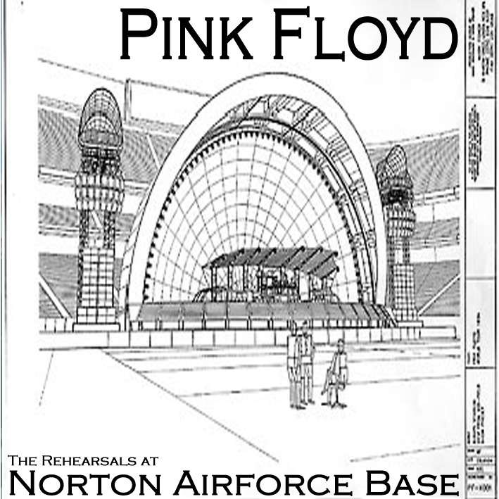PINK FLOYD Norton Air Force Base 1994