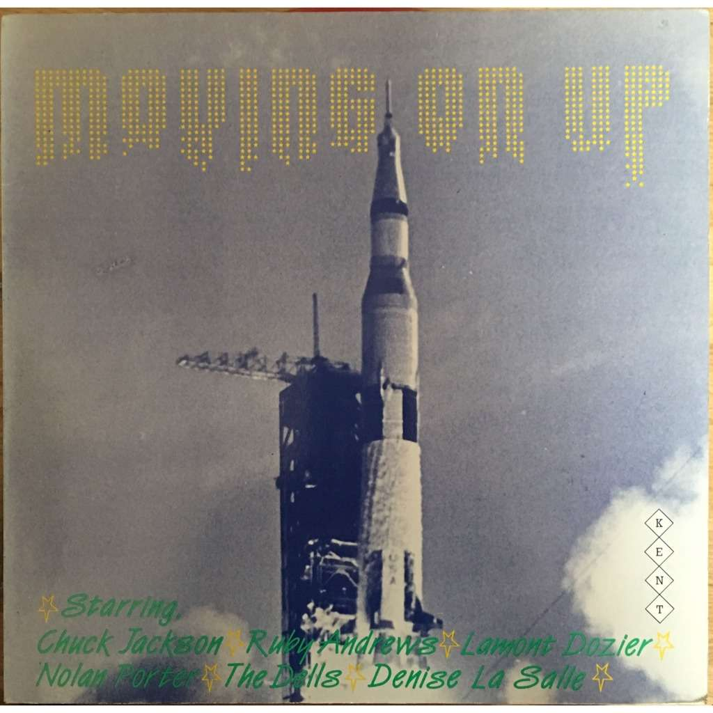 various - Moving On Up Moving On Up - KENT 013