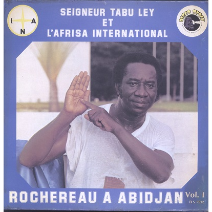 Seigneur Tabu Ley et l'Afrisa International Rochereau à Abidjan vol.1