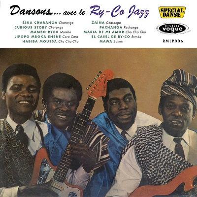 Le Ry-Co Jazz Dansons... avec le Ry-Co Jazz