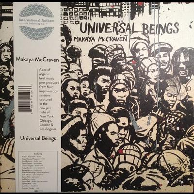 Makaya McCraven Universal Beings
